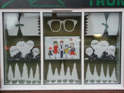 Tromans window display